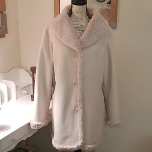 Women's Jones NY Winter Coat XL